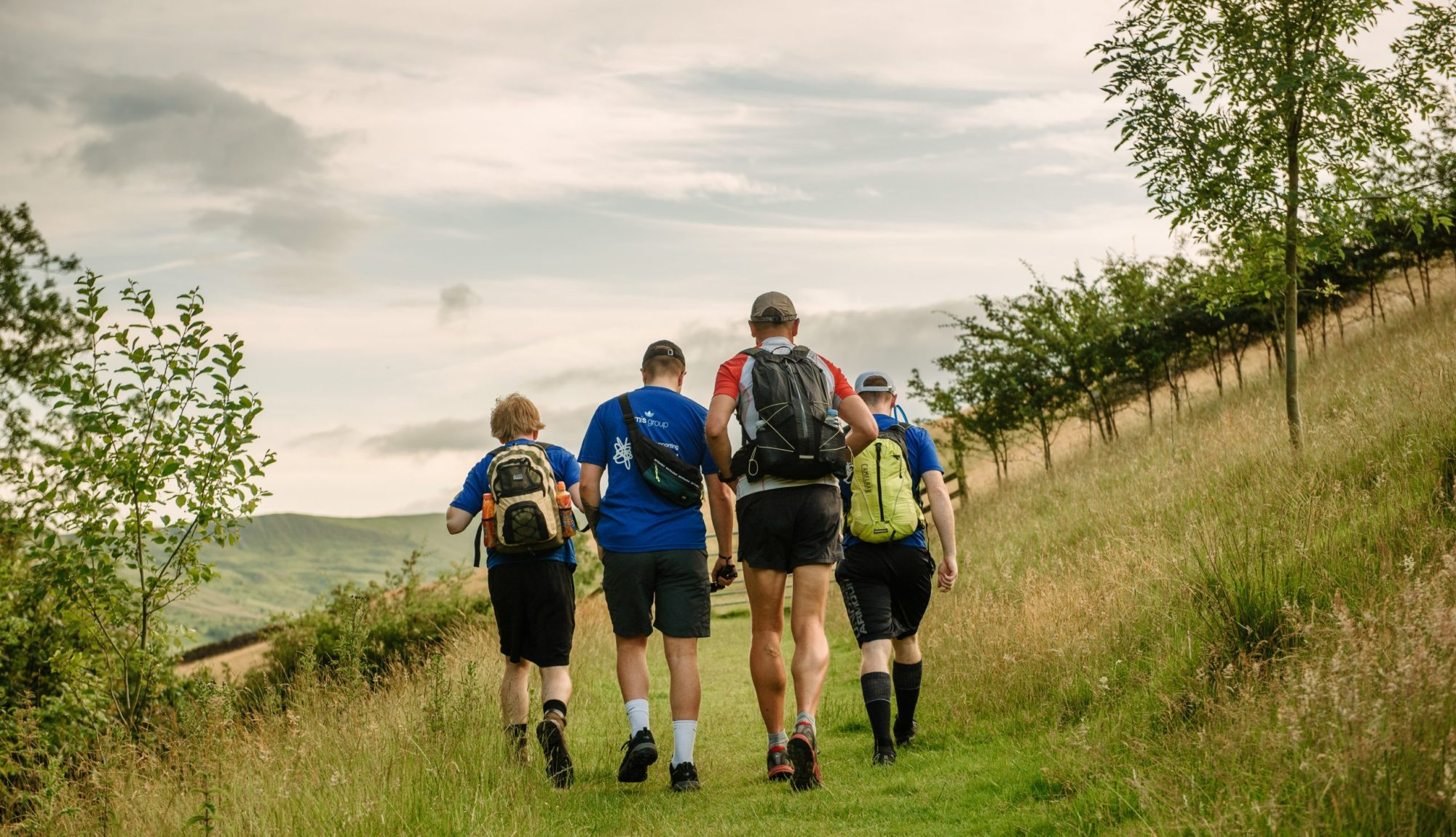 Peak District Challenge 2020 Wilderness Development